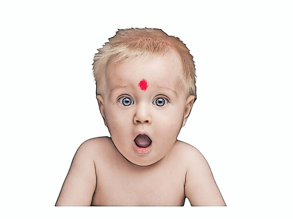 Toddler spot 4